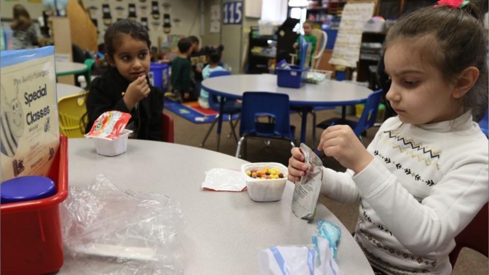 Getting more children to eat breakfast