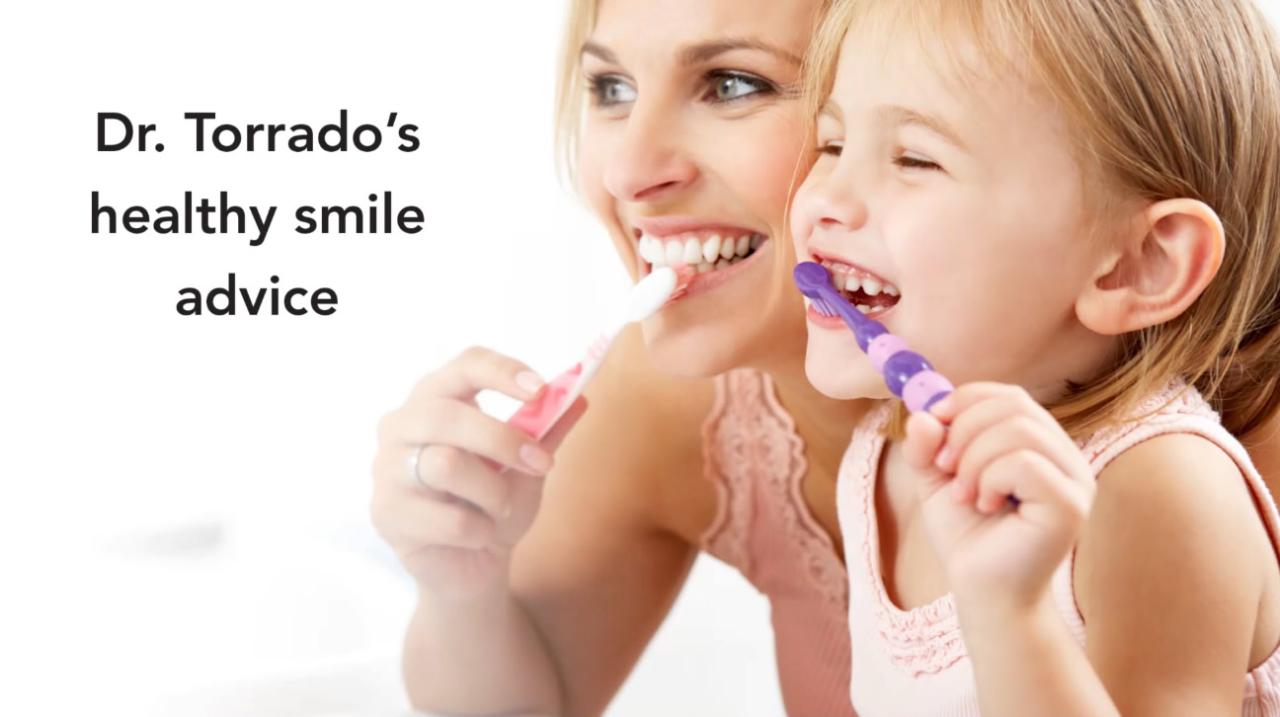 How to achieve a healthy smile