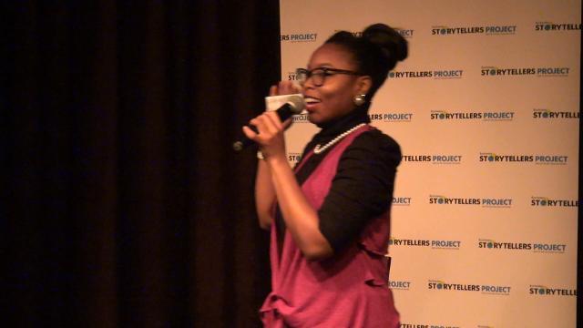 Rochester Storytellers Project: Lauren Haskin