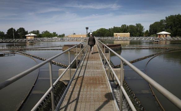 Rarely do we think about what happens after we flush. Find out how Monroe County deals with millions of gallons of sewage daily. (2015 video)