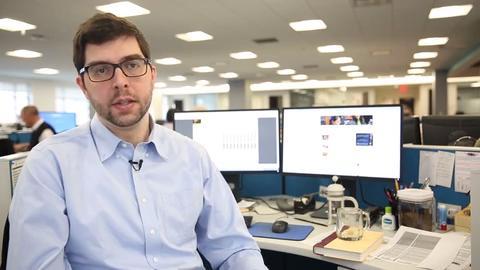 Meet watchdog reporter Justin Murphy