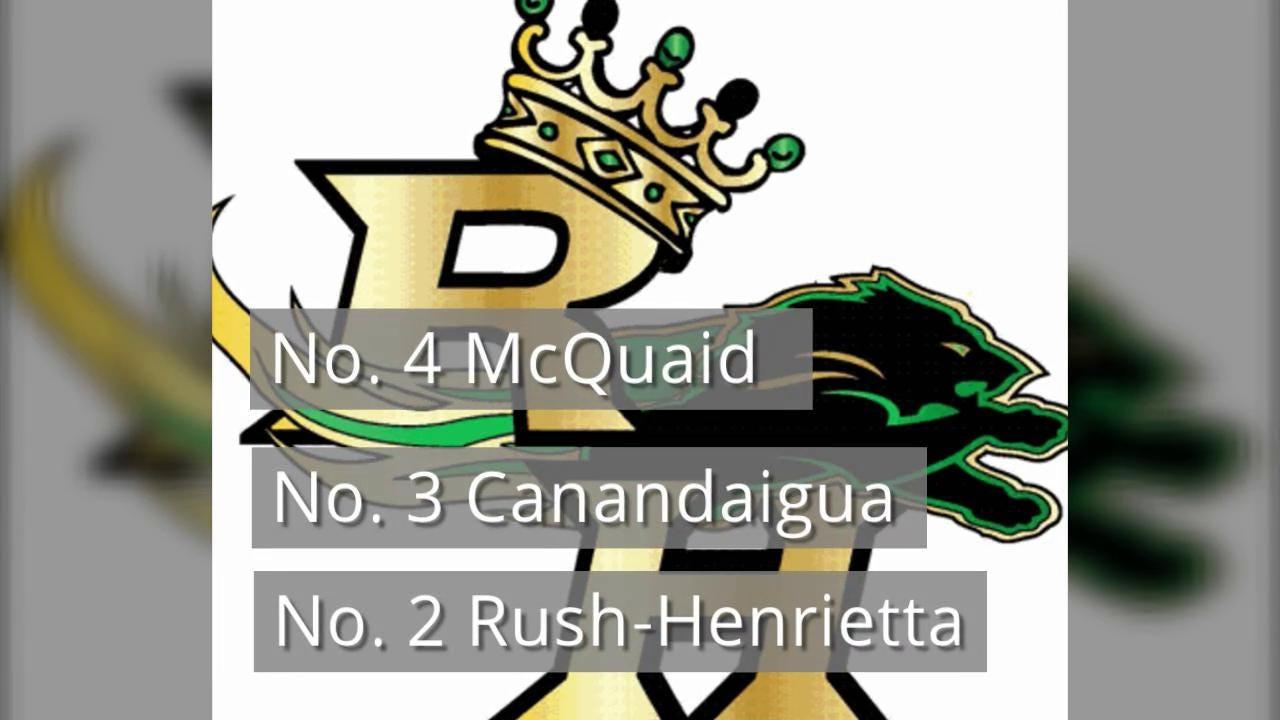 2017 Section V Baseball Top 10 Team Poll