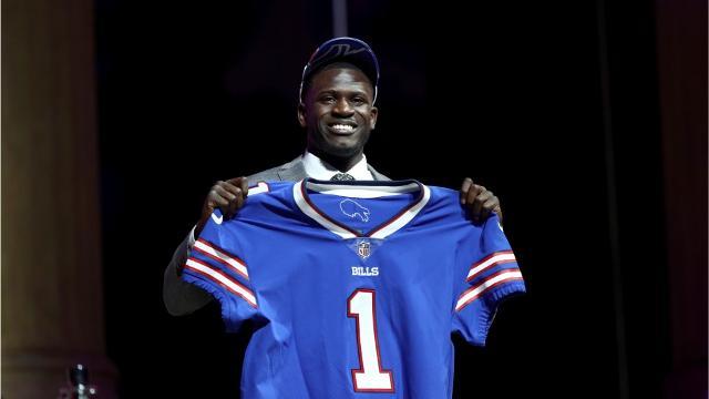 Get to know Bills' 1st round pick Tre'Davious White