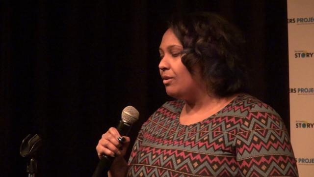 Rochester Storytellers Project - Eboni Jones