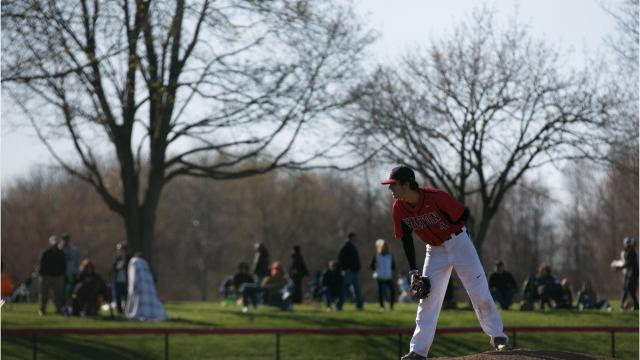 dealing with the pitch count and rest rules in high school baseball