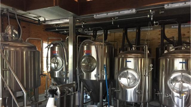 Seneca County's Fleur De Lis Brew Works opens