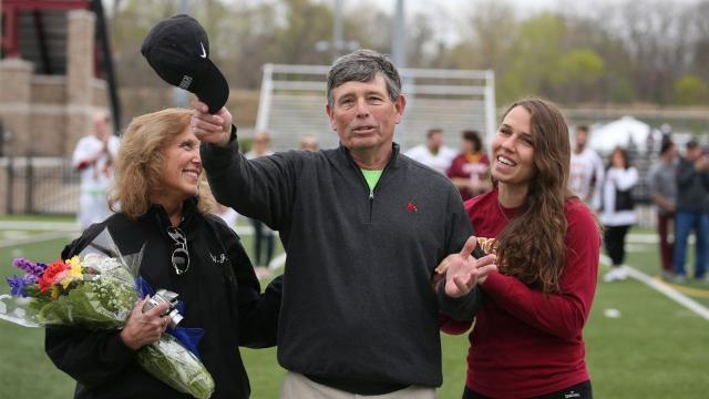 Lacrosse coach John Johnson retiring after 38 years