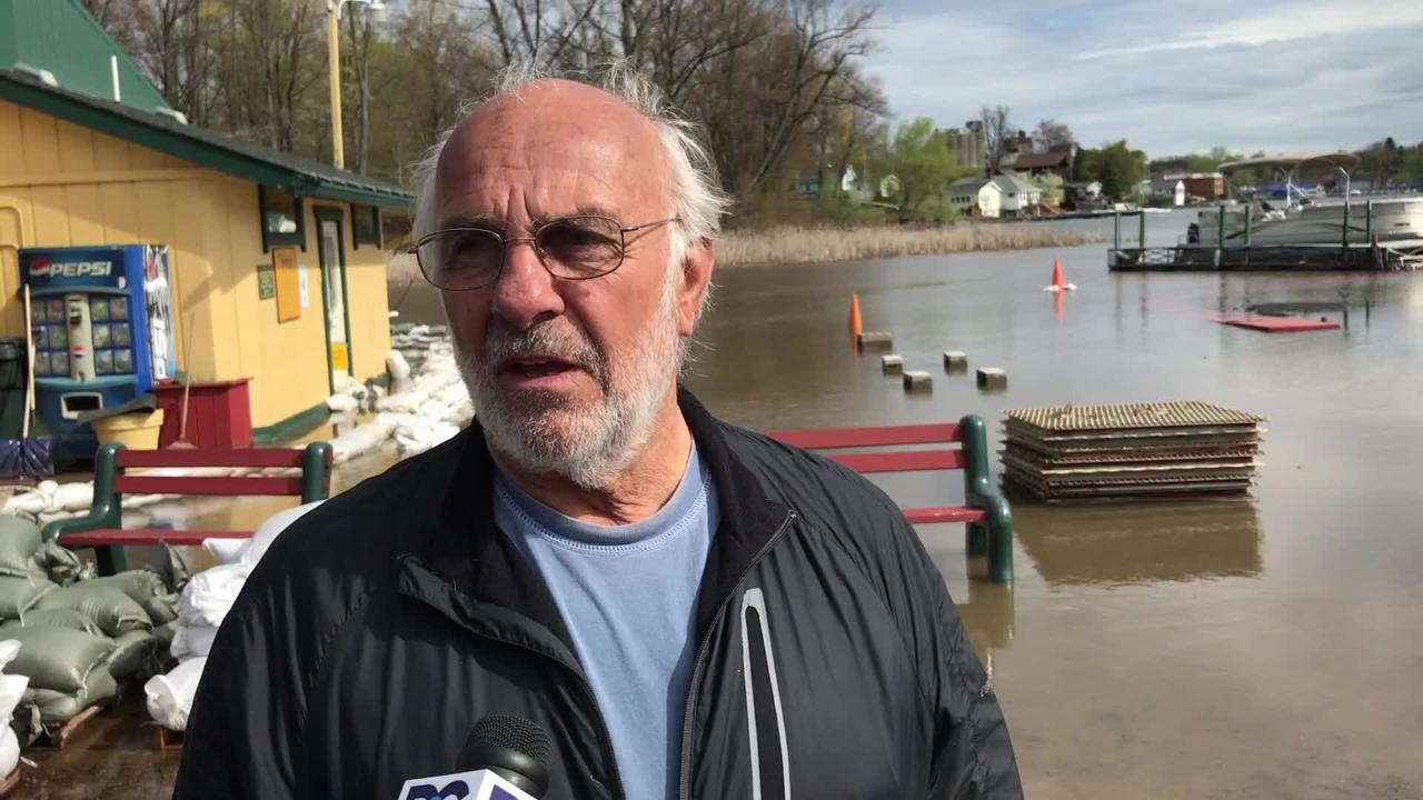 Sodus marina operator: Nothing was done to prevent flooding