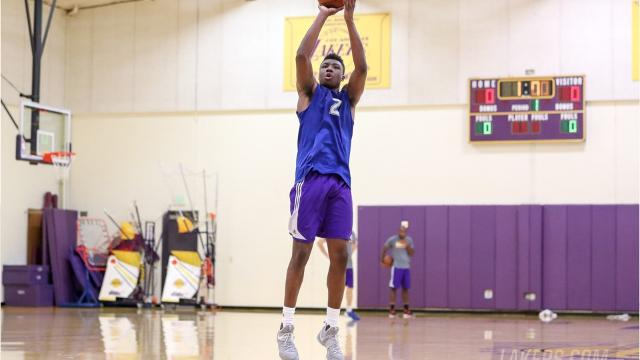 99035a77455 Lakers love Thomas Bryant s size on  D  and 3-point shooting