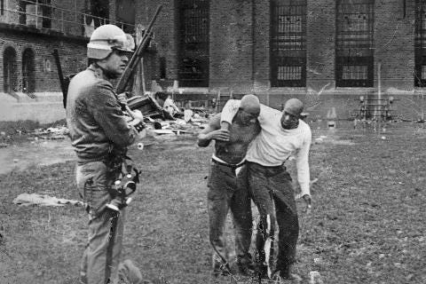 Attica Prison Riot: The Retaking