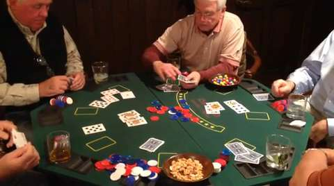 Tradition trumps everything in this longstanding poker game that was started in 1936 by a group of Salem doctors and medical professionals.