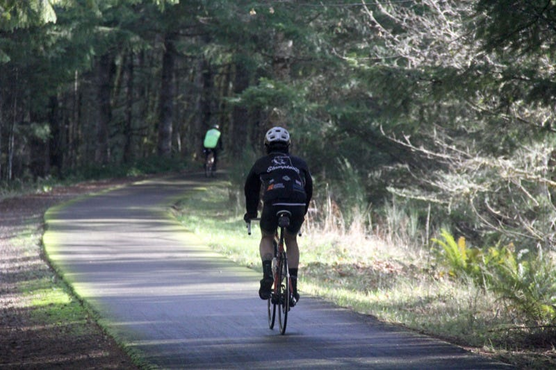 Banks Vernonia State Trail Among Oregon S Best Bike Rides