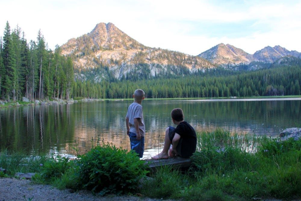 Journey into the Elkhorn Mountains