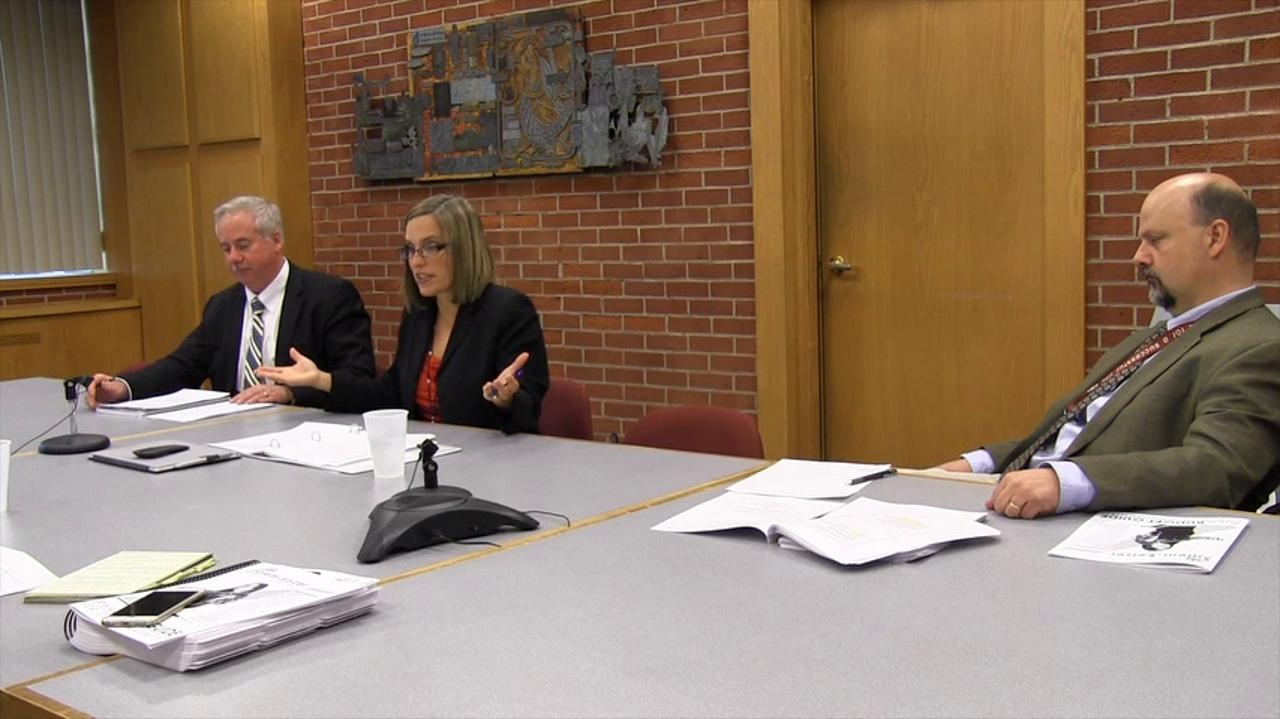 Salem-Keizer schools budget discussion with Editorial Board