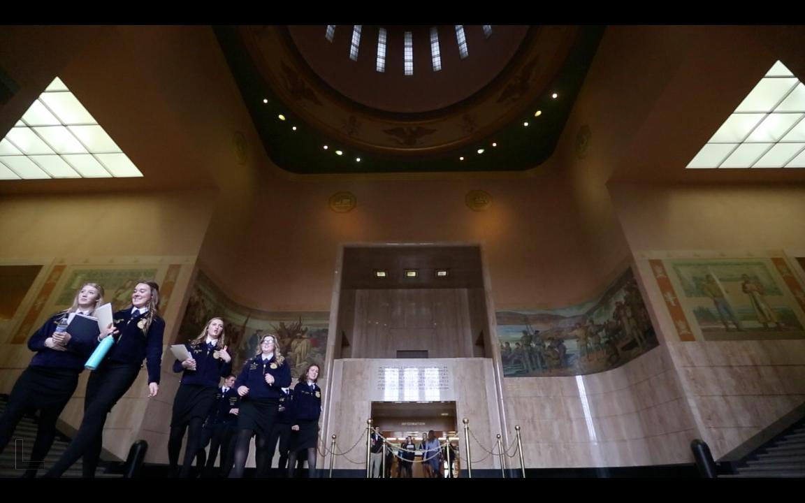 Oregon State Capitol Tour: Extras