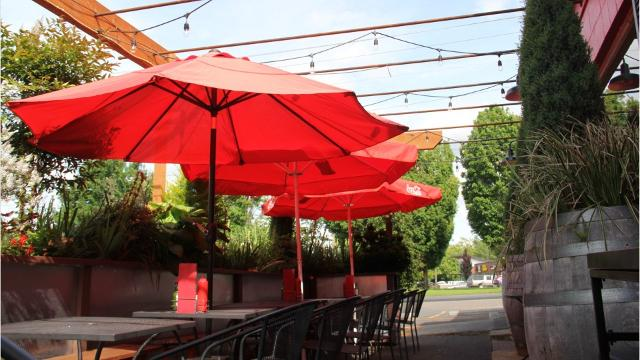 Eat Or Drink Outside In Salem At These Restaurants