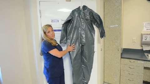 PRMC preps for Ebola Virus