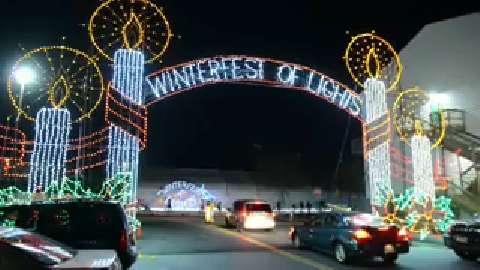 Winterfest of Lights returns for 25th year in Ocean City