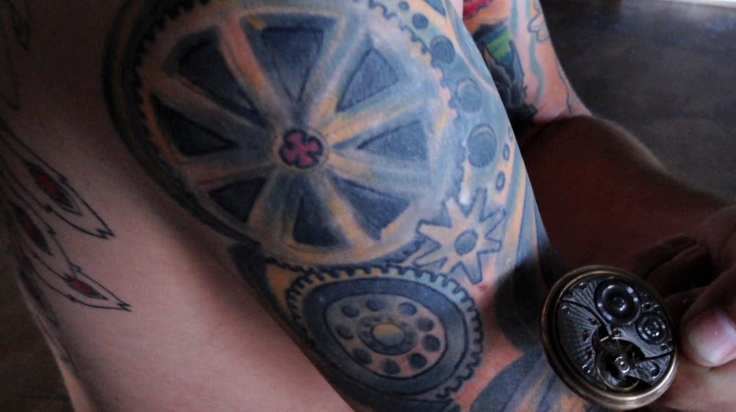 Tattoo Artist Uses Art Of Ink To Tell Story Of My Life