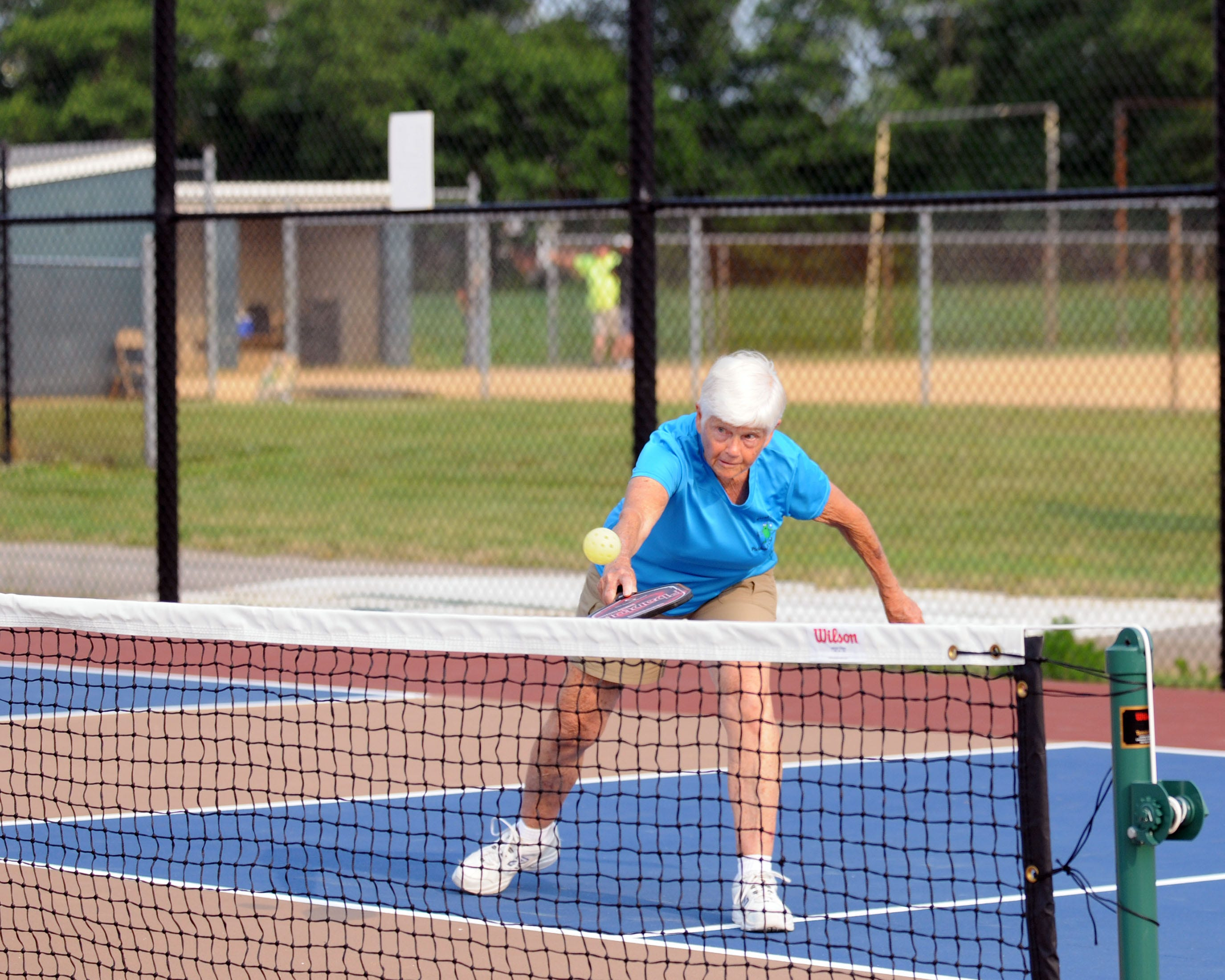 Now with its own courts in Frankford, Pickleball is becoming an activity for all ages on Delmarva.