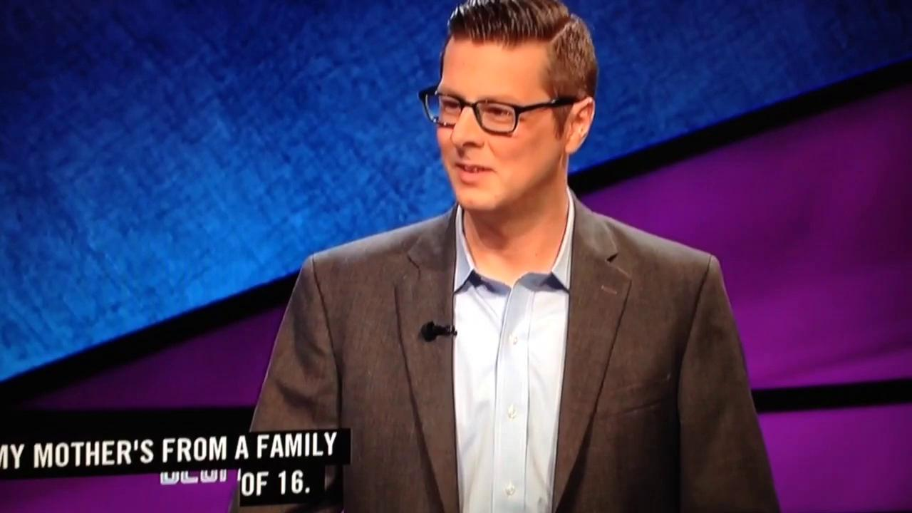 Lawrence Dernulc, a 2000 graduate at James M Bennett High School, was a Jeopardy! contestant.