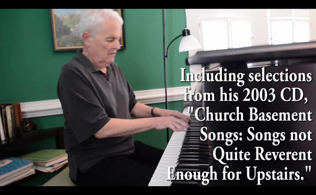 WATCH - Kirk Mariner plays piano