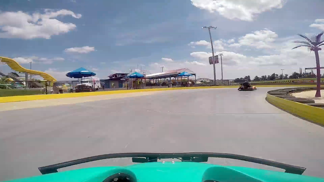 Watch: Jolly Roger Amusement Park introduces Miami Drift Track