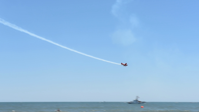 WATCH: Highlights from the 2016 OC Air Show