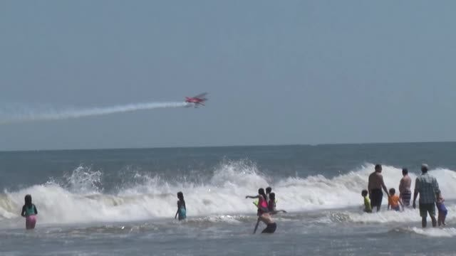 Watch: Lucas Oil Air Team at Ocean City Air Show