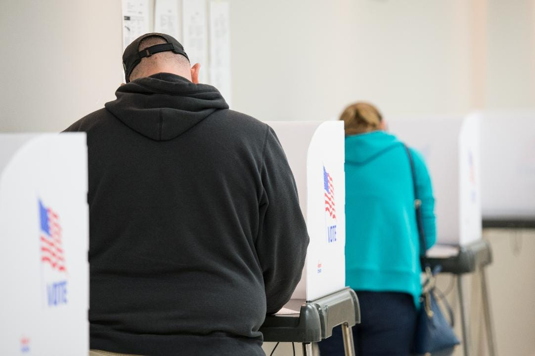 WATCH: Election Day 2016