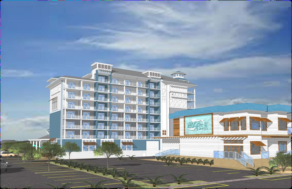 8-story \'iconic\' hotel would add to Ocean City skyline