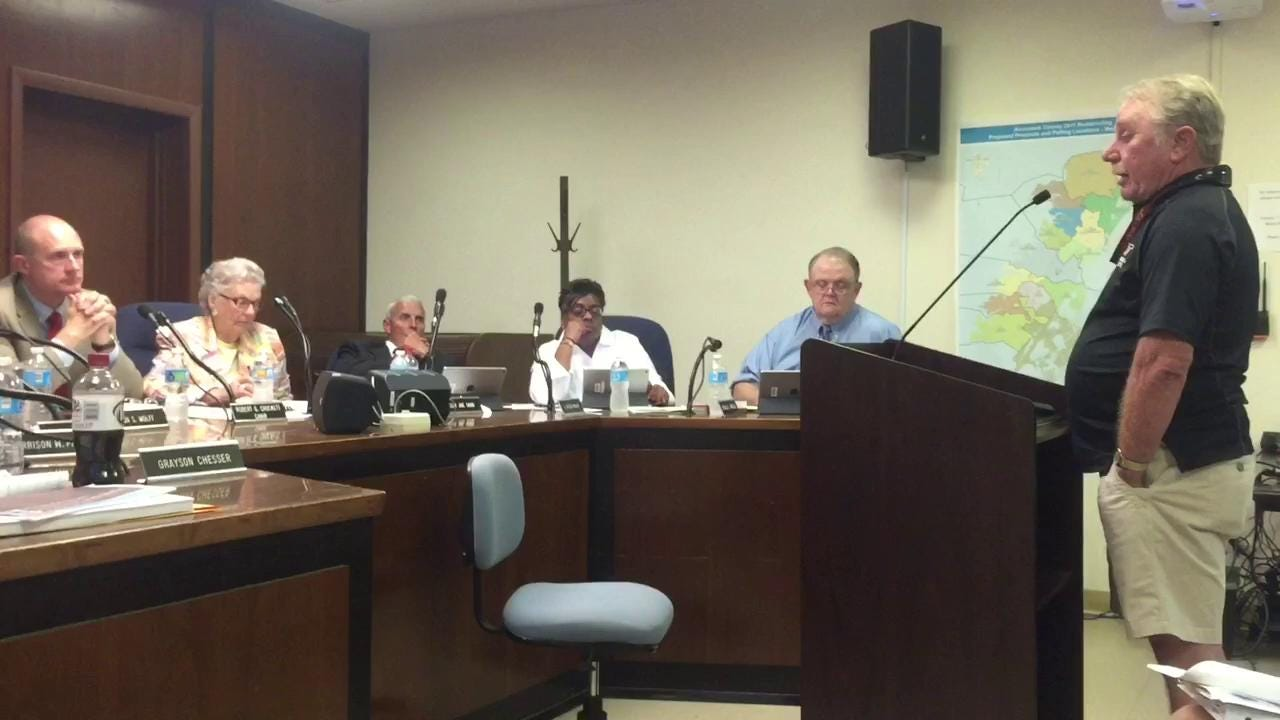 WATCH: Wallops Working Group makes recommendations
