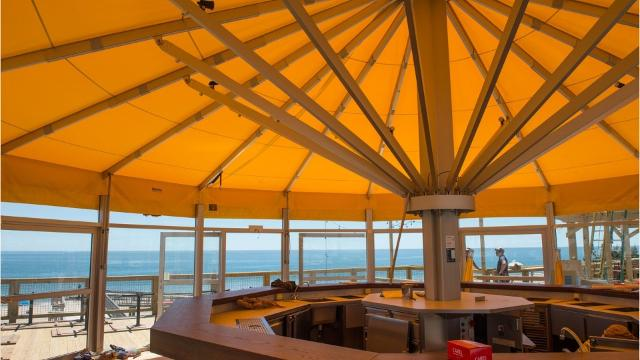 WATCH: Big Chill Beach Club to open soon