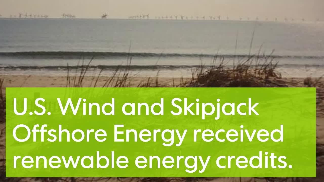 WATCH: Md. approves 2 wind projects off Ocean City