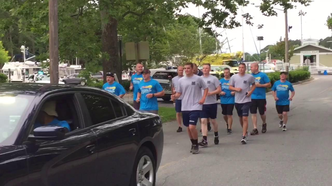 WATCH: 2017 Law Enforcement Torch Run for Special Olympics