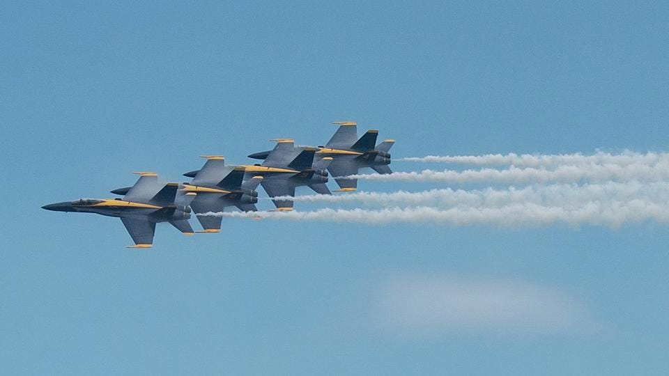 WATCH: Air Show draws a big crowd to Ocean City