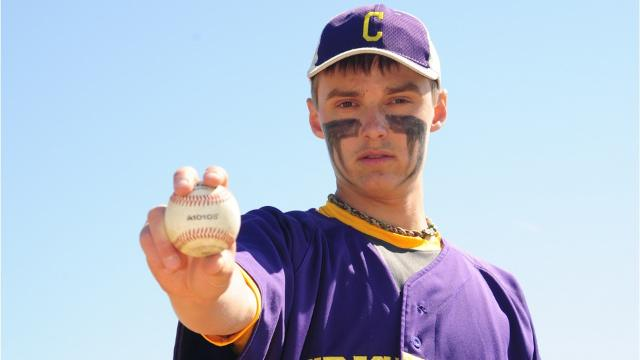 WATCH: Former Crisfield player drafted to Oakland A's