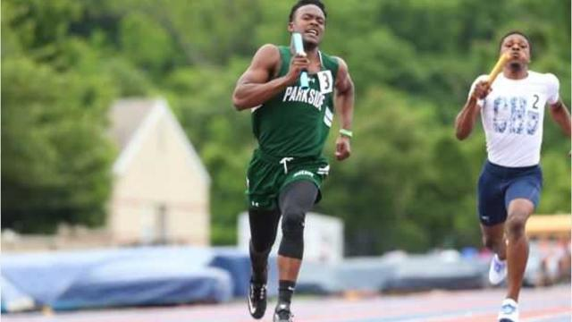 WATCH: Parkside Track makes national meet