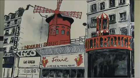Toulouse-Lautrec show opens Saturday