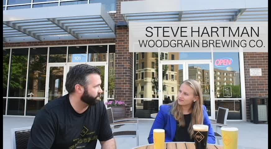 Woodgrain Brewing Company talks about American Craft Beer week, Alexa plays Plinko and samples the Cascade S.M.A.S.H. at the brewery in downtown Sioux Falls.