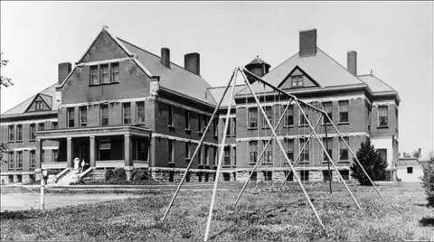 SD revisits past at Native American insane asylum
