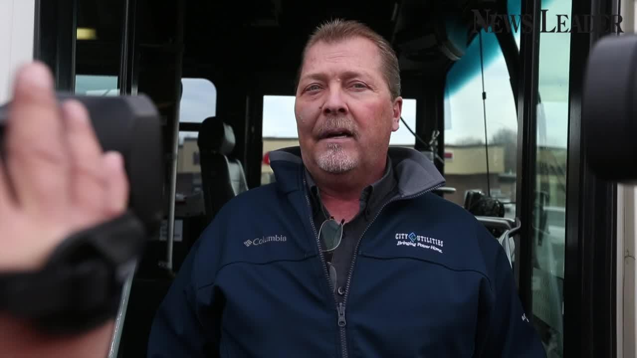 CU bus driver TJ Davis talks about finding missing 13-year-old.