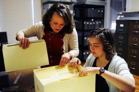 Wilson Library Grows, Goes Digital