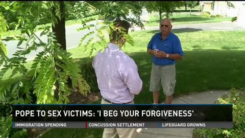 Pope meets abuse survivors; attorney says action needed