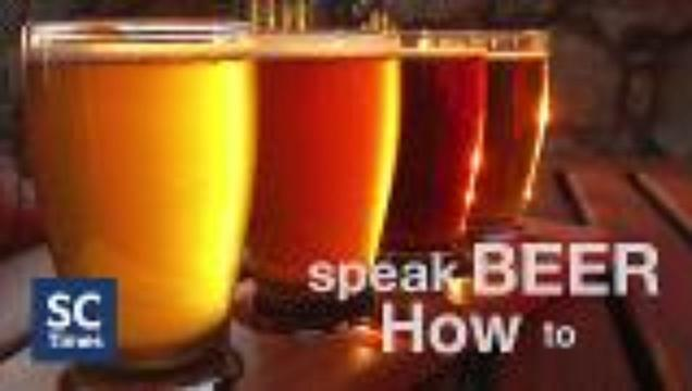 how to speak beer: episode 5