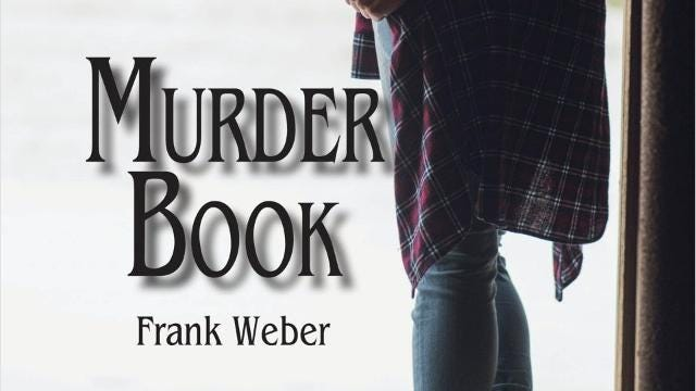 A native of Pierz, Frank Weber uses insight from real cases and his own life experience to tell his first fiction tale, set in the same area.