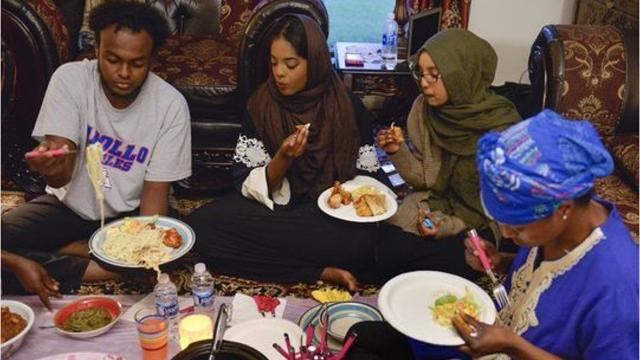 Food etiquette and Somali culture