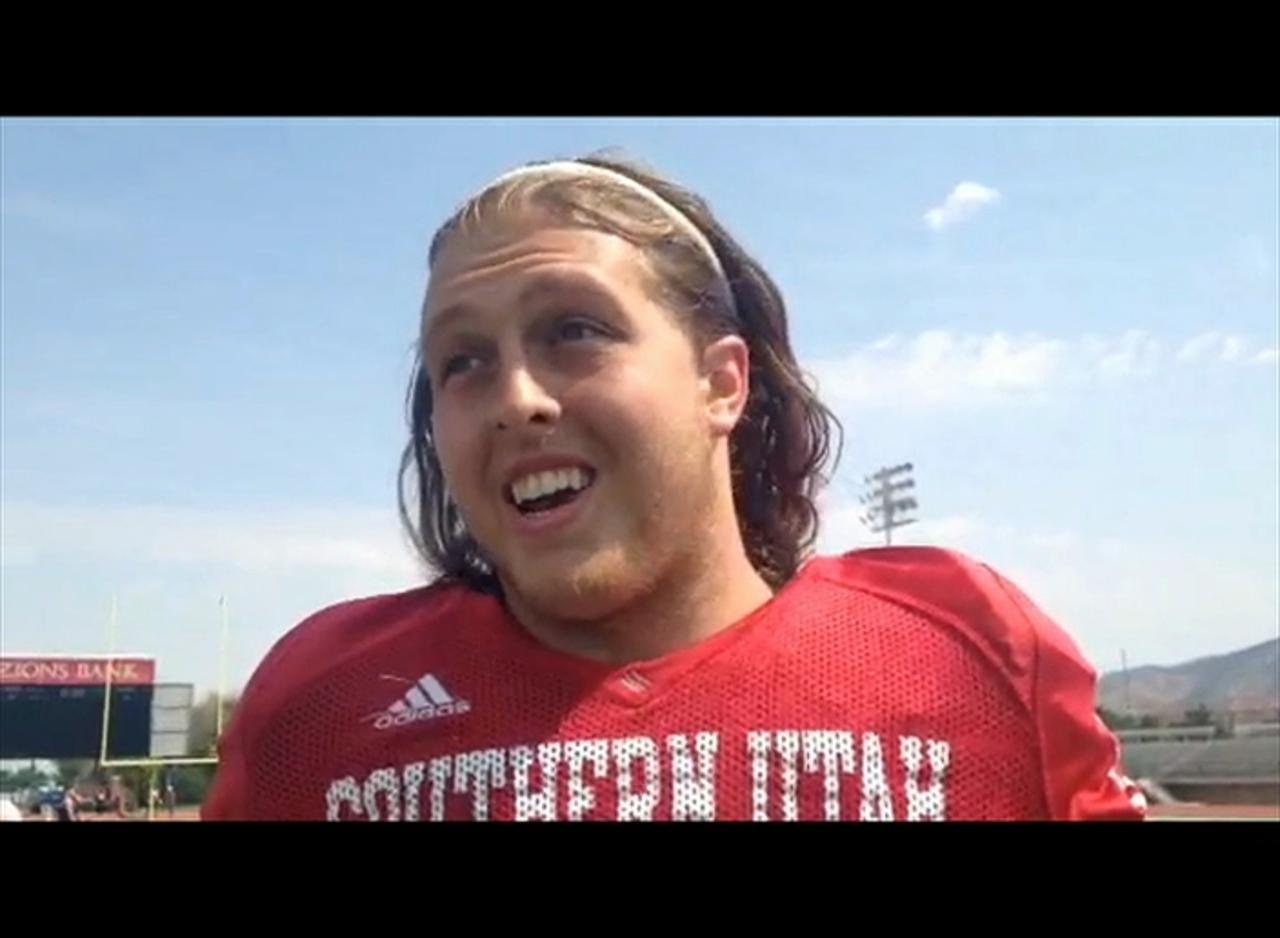 James Cowser and Ammon Olsen talk about the season opener against Utah State.