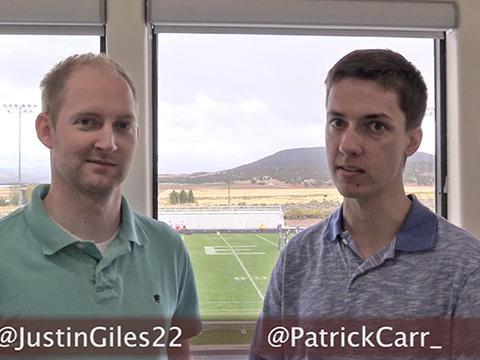 Prep Football Two-Minute Drill Sept 22, 2016