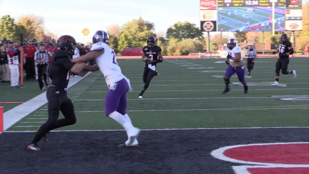 Spectrum sports reporters Ryan Miller and Patrick Carr talk about Southern Utah's loss to Weber State.
